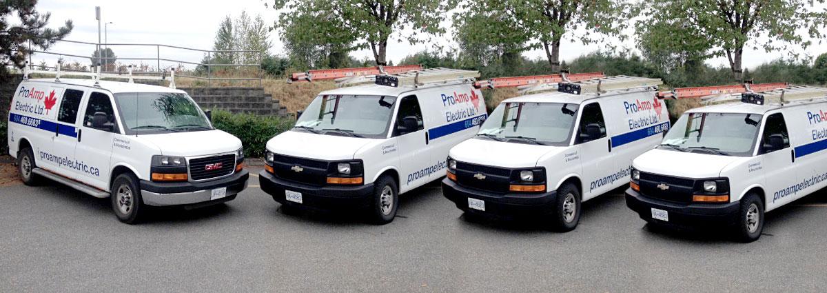 Proamp Vans