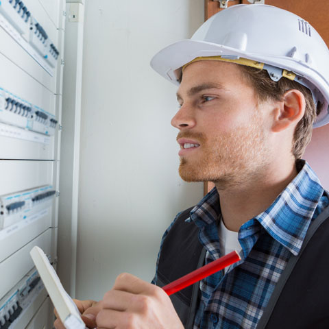 Reliable Electrician Services ensuring all safety checklists are completed