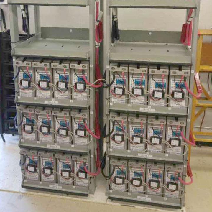 Redundant Battery Installation by ProAmp Electrician Team