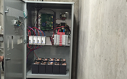 Installing a new station battery charger vancouver