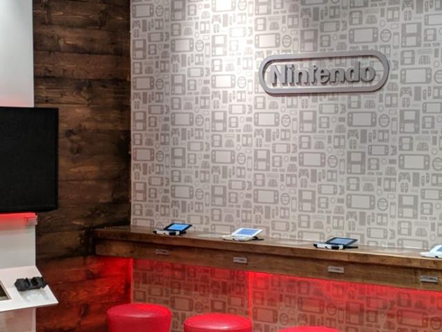 Nintendo Game Lounge