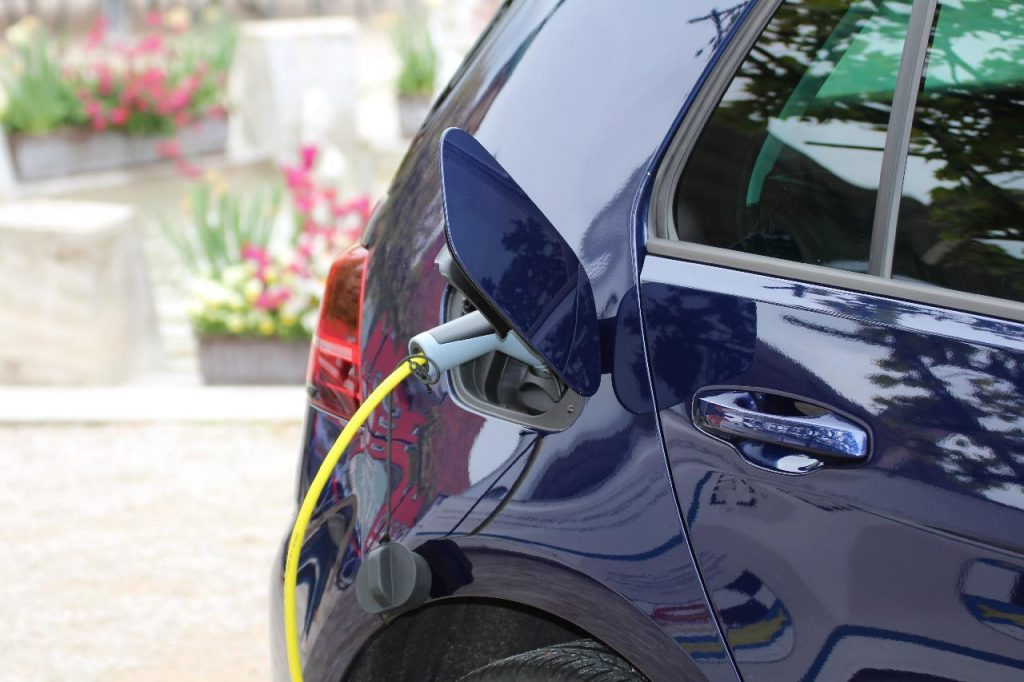 installation of electric car charging station in Coquitlam